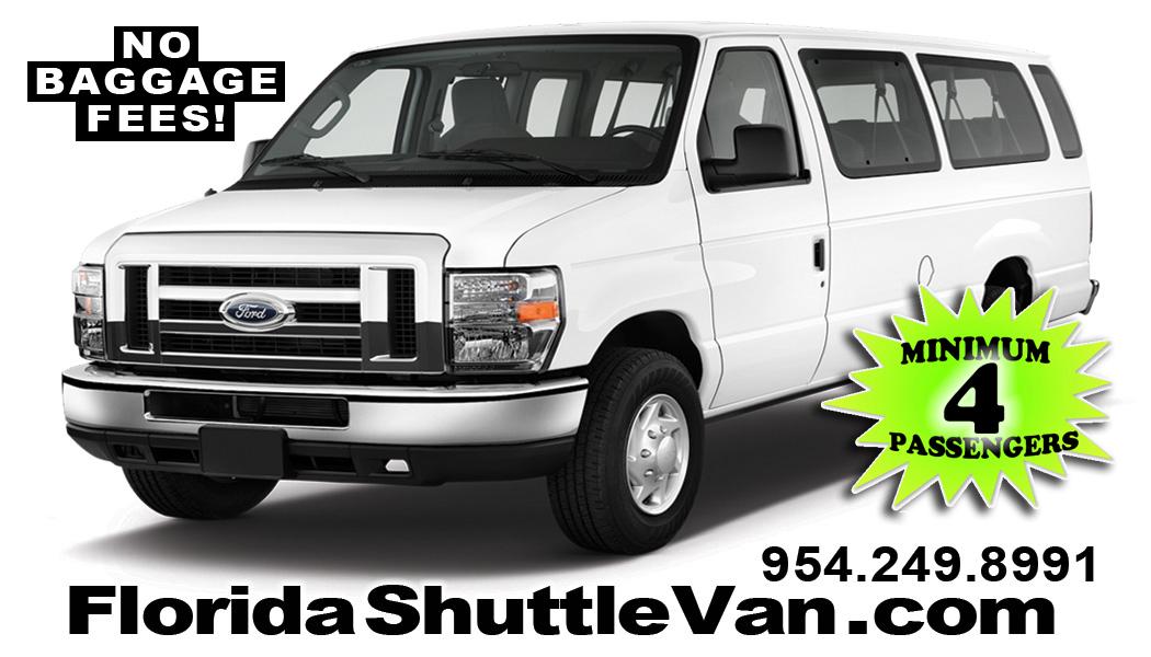 Miami Shuttle Bus